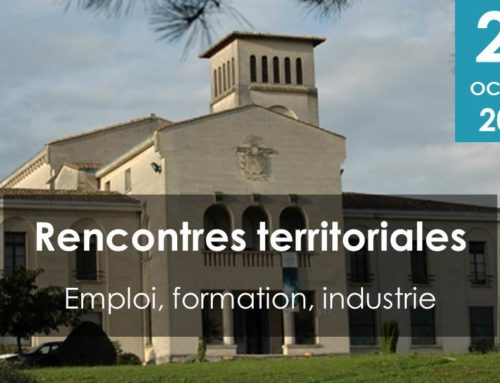Rencontres territoriales emploi, formation industrie
