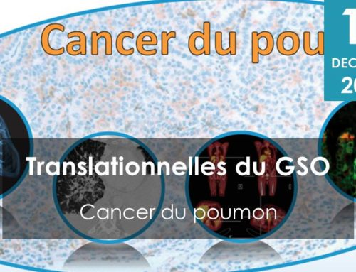 Translationnelles du GSO : Cancer du poumon