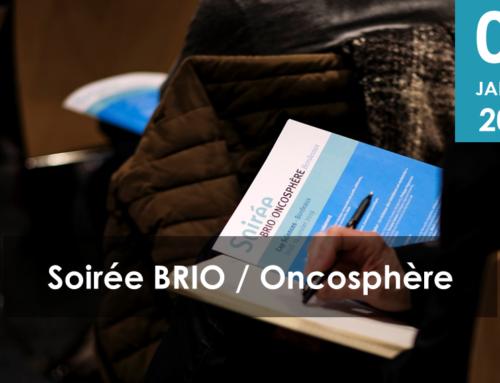 Bright Night soirée annuelle BRIO / Oncosphère