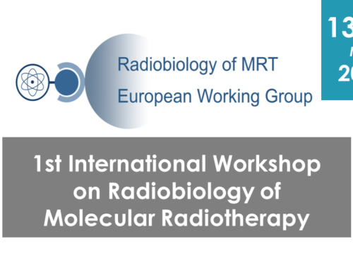 1st International Workshop on Radiobiology of Molecular Radiotherapy – ANNULE
