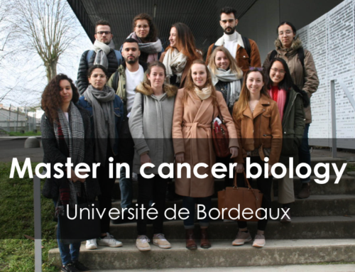 A brand new international Master in Cancer Biology