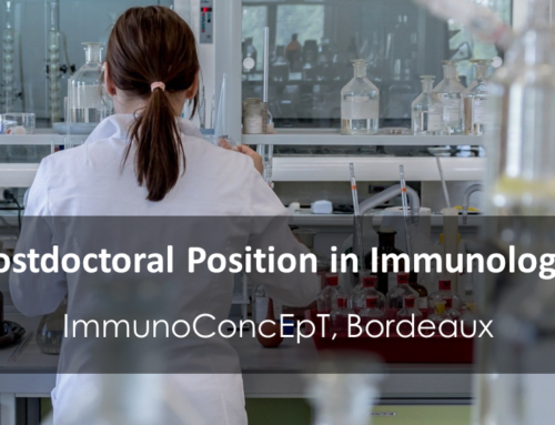 Postdoctoral position in immunology