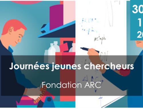 Journées jeunes chercheurs fondation ARC