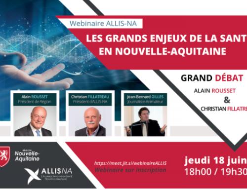 Les grands enjeux de la santé en Nouvelle-Aquitaine