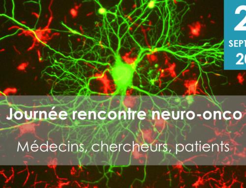 Journée de rencontre chercheurs, cliniciens, patients sur les tumeurs cérébrales – REPLAY