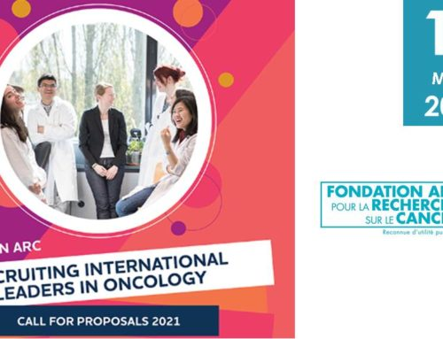Recruiting leaders in oncology 2021- Fondation ARC