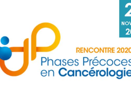 Rencontres Phases Précoces en cancérologie
