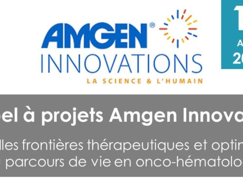 Appel à projets Amgen Innovations