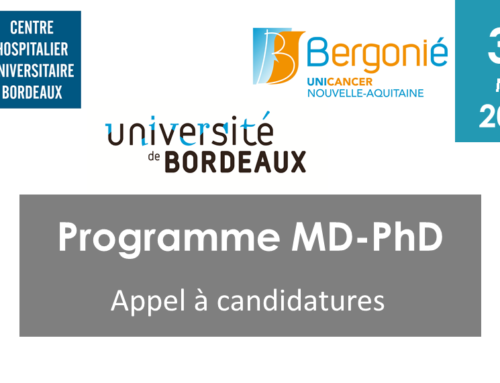 Appel à candidatures – Programme MD-PhD 2021-2022