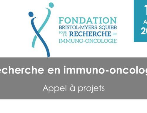 AAP recherche en immuno-oncologie