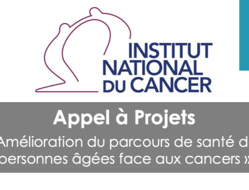 AAP « Amélioration du parcours de santé des personnes âgées face aux cancers »
