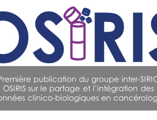 OSIRIS: A Minimum Data Set for Data Sharing and Interoperability in Oncology