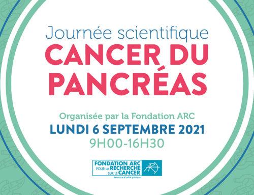 Journée scientifique Cancer du Pancréas